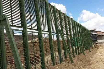 Aselsan Hatay Entegre Sınır Güvenlik Sistemi